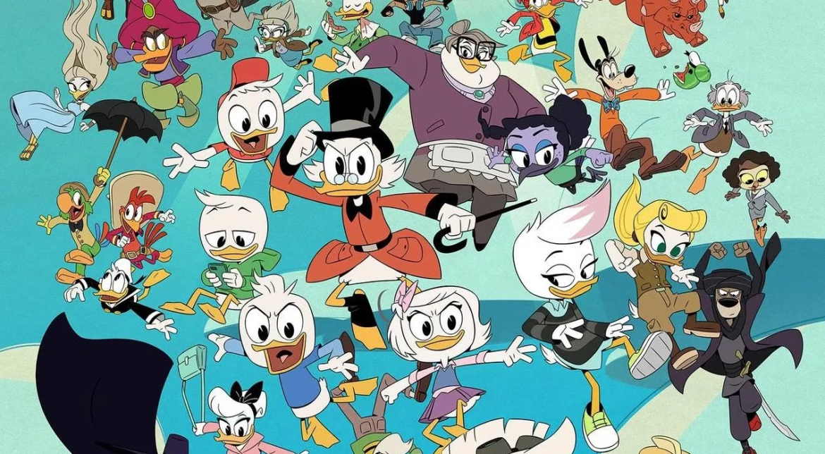 Disney XD to Cancel 'DuckTales' Reboot Series