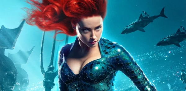 Petition Calling for Amber Heard's Firing from 'Aquaman 2' Nears 2 Million Signatures 1