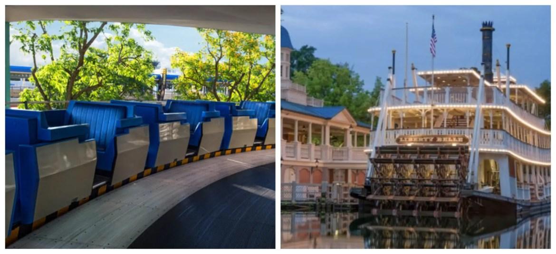 Disney World Refurbishment & Closure schedule for December