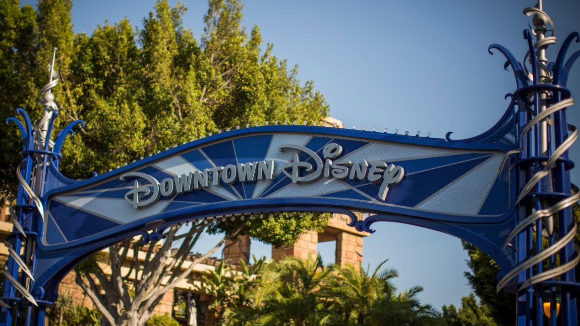 Downtown Disney still charging $10 for parking with limited dining and shopping open