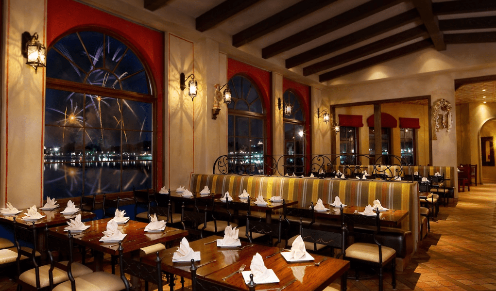 Epcot Restaurant operating 5 days a week starting in January