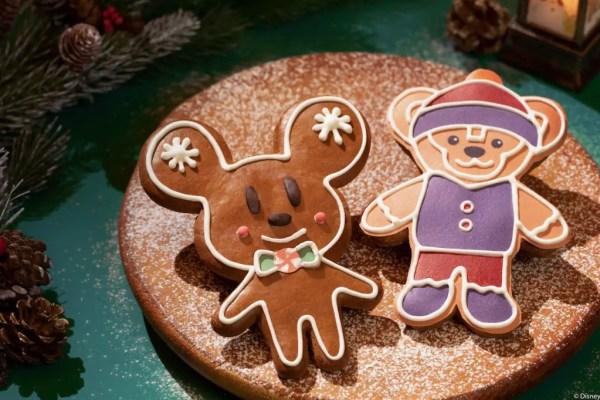 Disney Gingerbread Cookie Recipe From Shanghai Disneyland 1