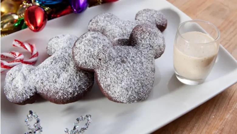 Gingerbread Beignets Recipe From Club 33 At Disneyland Resort!
