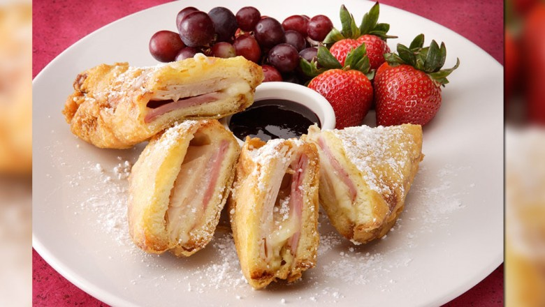 Monte Cristo Sandwich Recipe From Blue Bayou At Disneyland!