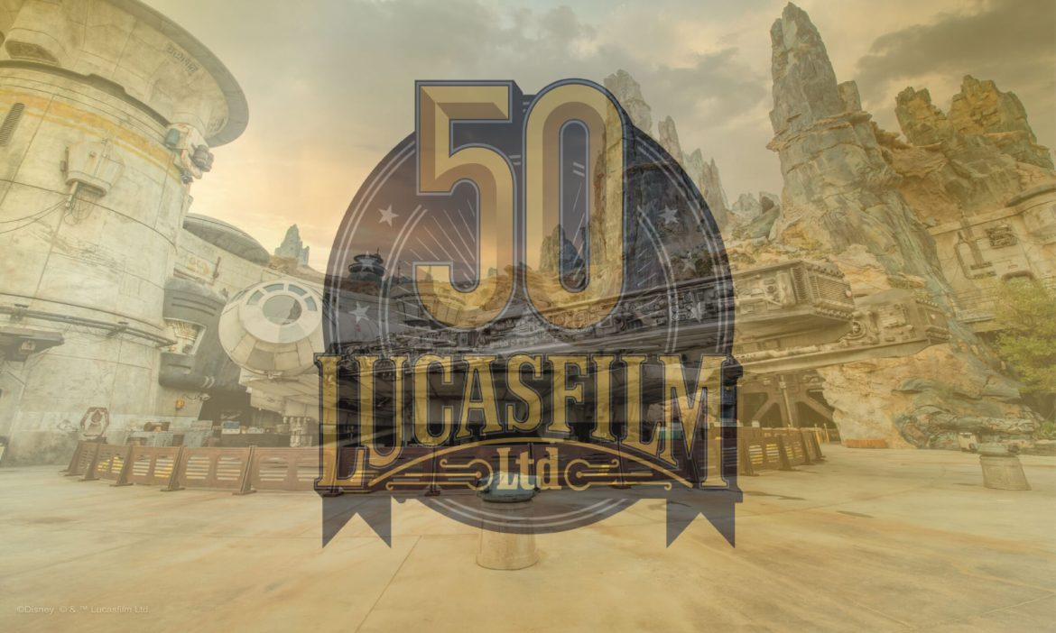 Walt Disney World and Lucasfilm to Celebrate 50TH Anniversary in 2021
