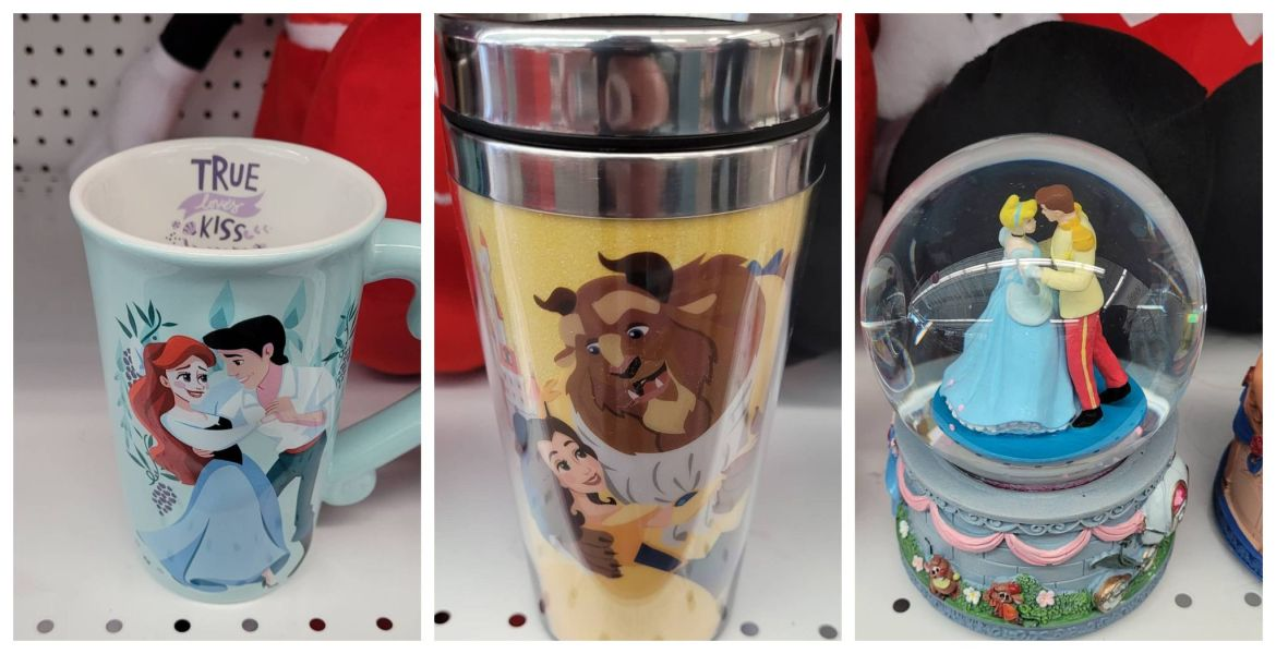 Romantic New Disney Valentine's Day Collection At Walgreens