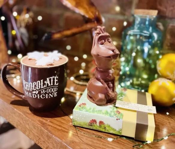 Olaf Hot Chocolate