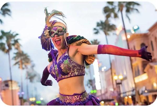 Mardi Gras Is Returning to Universal Orlando 2