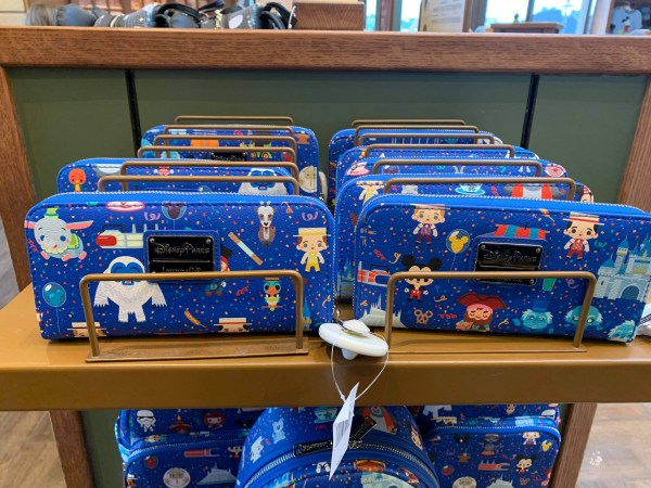 New Disney Parks Loungefly Seen at Epcot 1