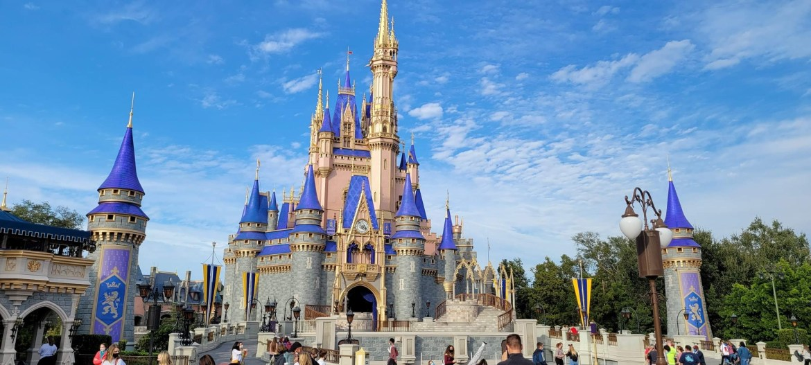 Disney World could remain at reduced capacity until 2022
