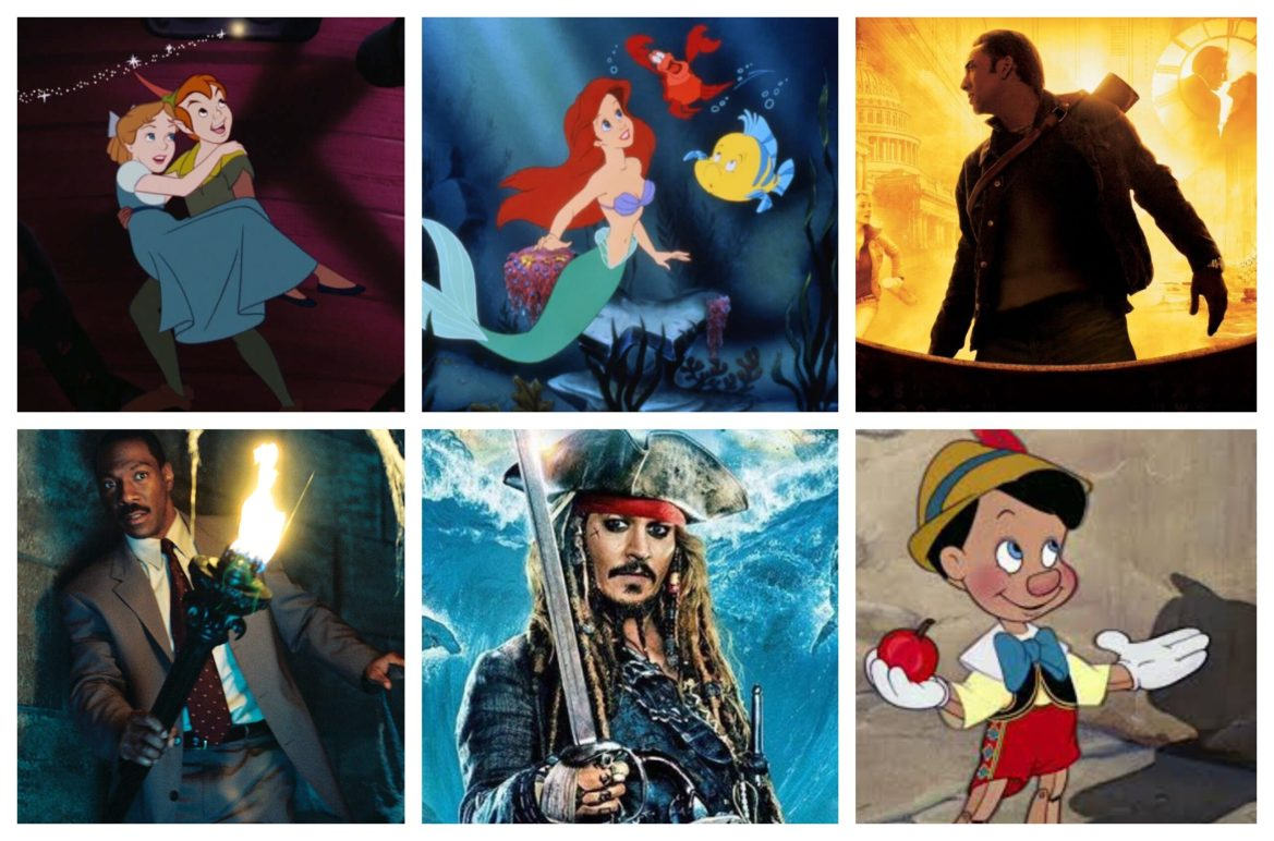 Which Untitled Disney Live-Action Movie Will Premiere in December 2021?