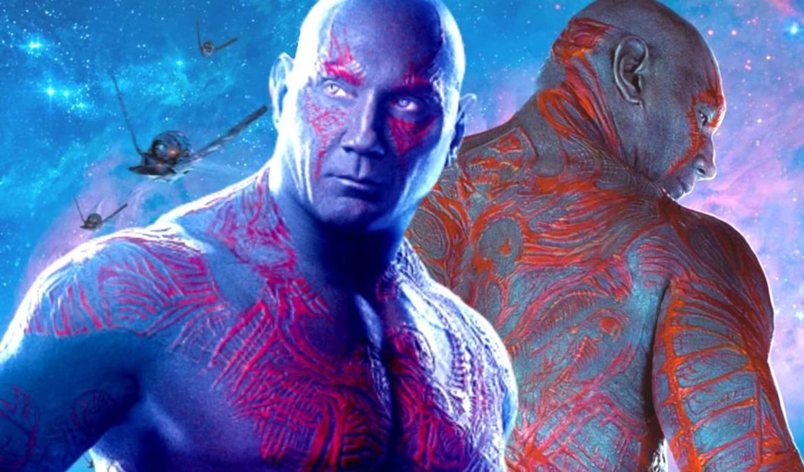 Dave Bautista Shares New Look for 'Thor: Love and Thunder'