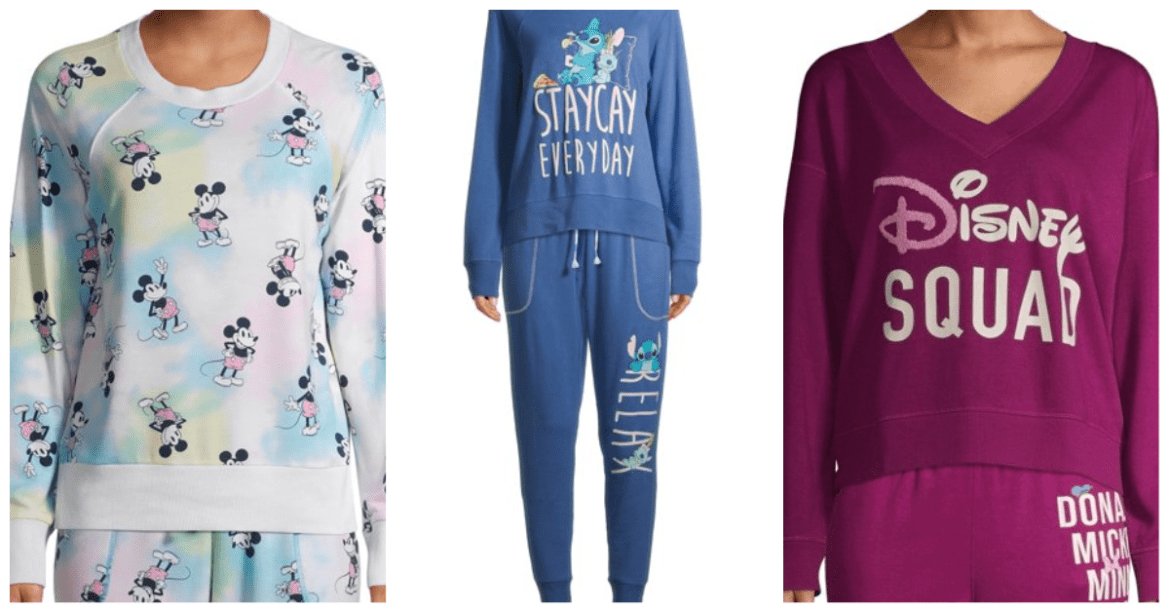 Cozy And Affordable Disney Pajamas Available At Walmart