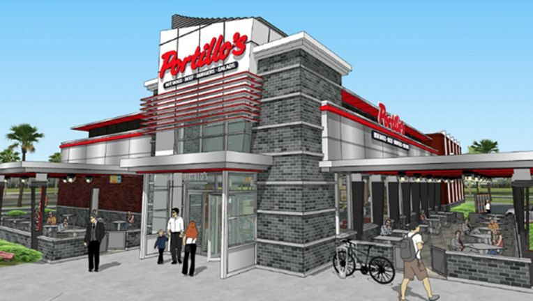 Portillo's announces opening date for 1st Orlando location near Disney World