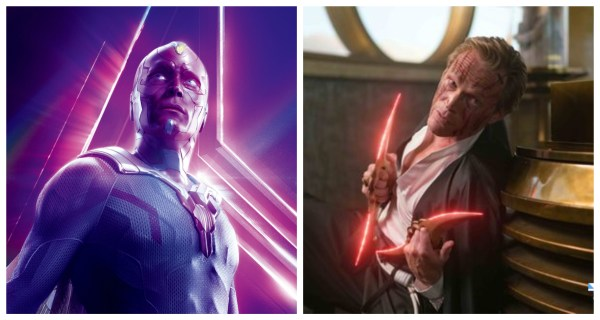 'WandaVision' Star Paul Bettany Wants to Return as Dryden Vos for New 'Star Wars' Projects 1