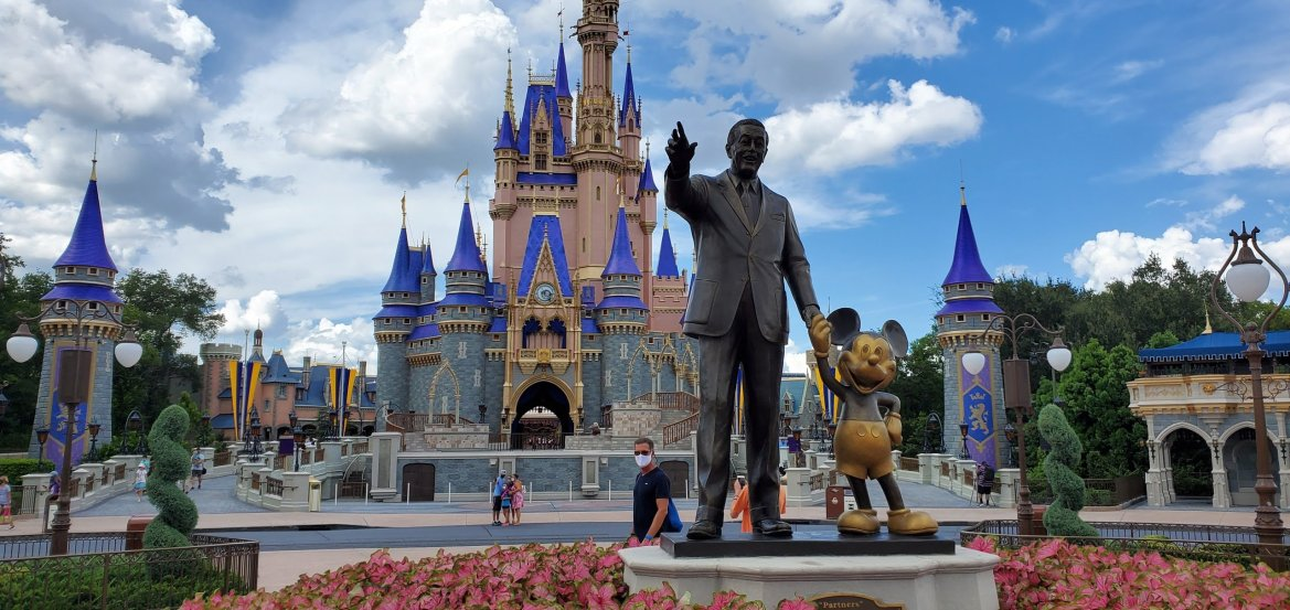 President Trump Executive Order includes Walt Disney in National Garden of American Heroes