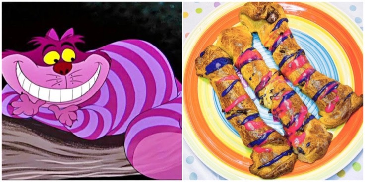 Cheshire Cat's Tail Recipe From the Magic Kingdom
