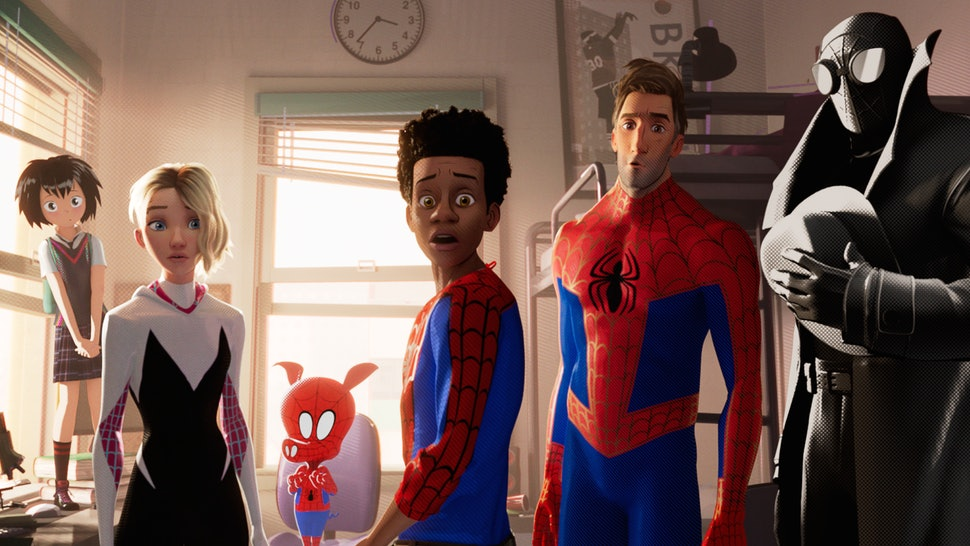 First Look at New Spider-Man Coming to 'Spider-Man: Into the Spider-Verse 2'