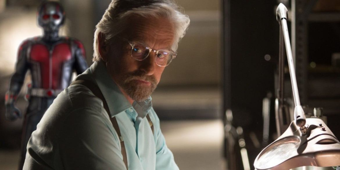 Michael Douglas is Gearing Up to Film 'Ant-Man and the Wasp: Quantumania'