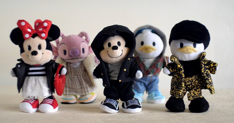 Disney nuiMOs Are A New Disney Plush Taking Over With Style