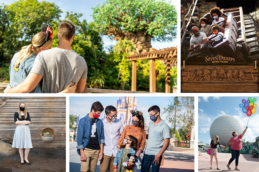 Two New Picture Perfect Disney PhotoPass Offers For Spring 2021