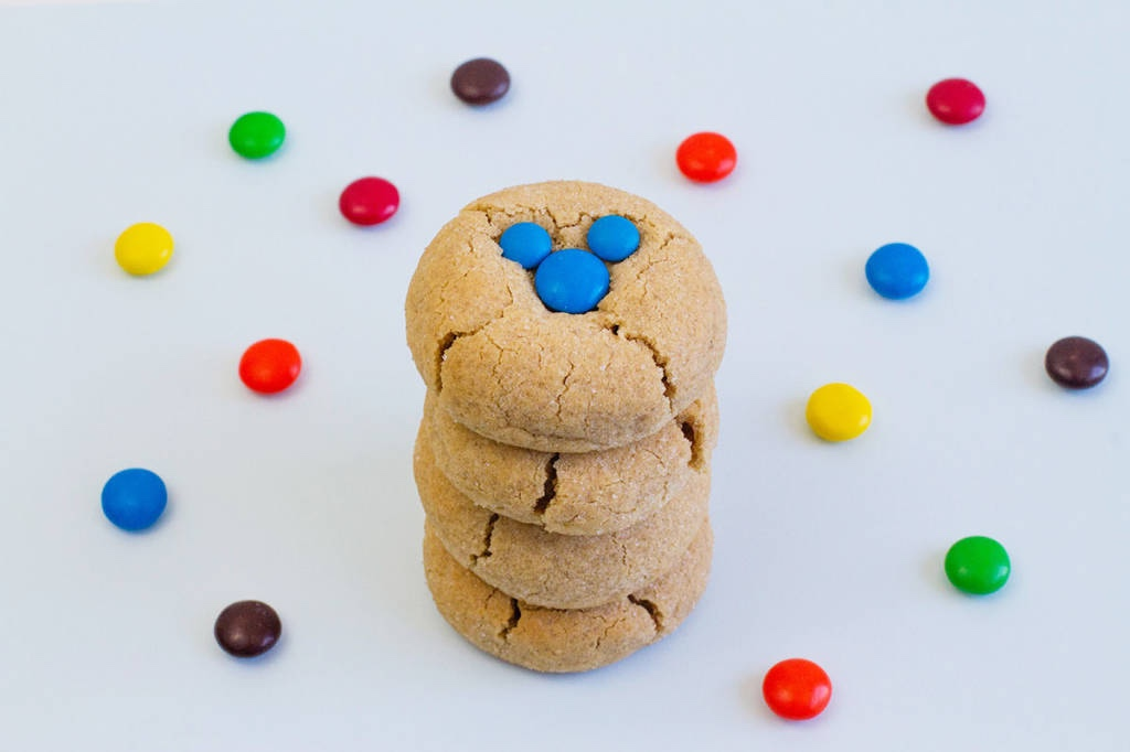 Learn How To Make Mickey Peanut Butter Cookies At Home!