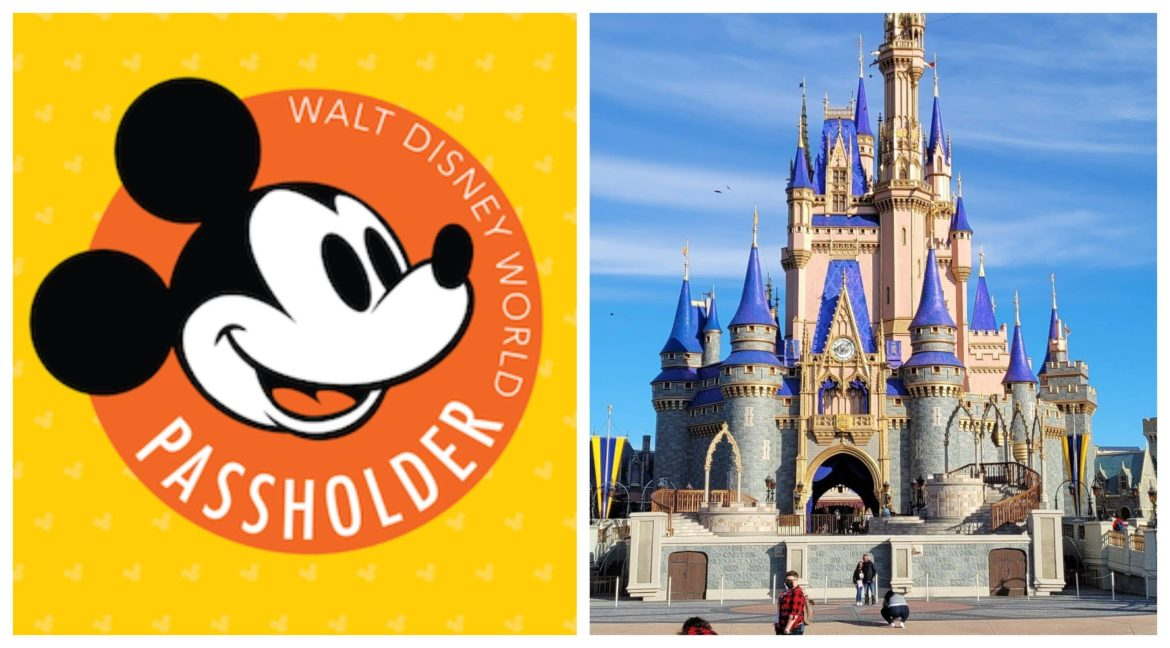New Sales of Disney World Annual Passes coming by 50th Anniversary Celebration