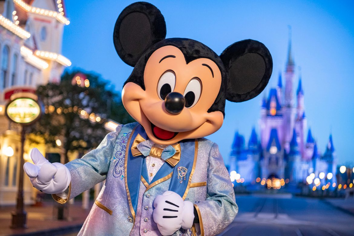 Disney to announce more 50th Anniversary details tomorrow!
