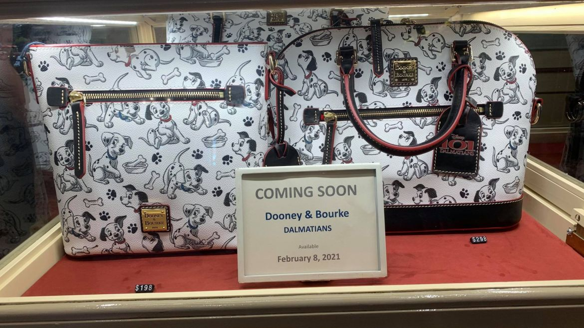 New 101 Dalmatians Dooney And Bourke Collection Coming Soon