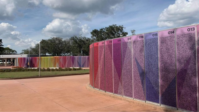 Epcot Leave A Legacy