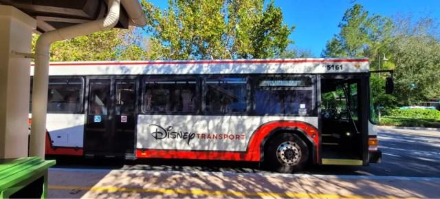 Disney World is hiring Full Time Bus Drivers 3