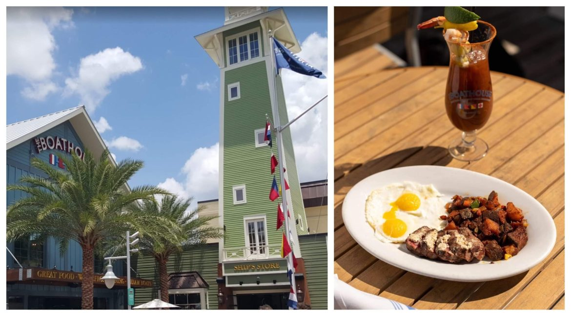 Check Out the New Captains Sing Along Brunch at The BOATHOUSE in Disney Springs