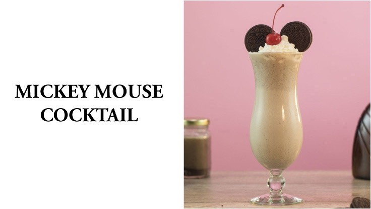 Magical Mickey Mouse Cocktail You Can Make At Home!