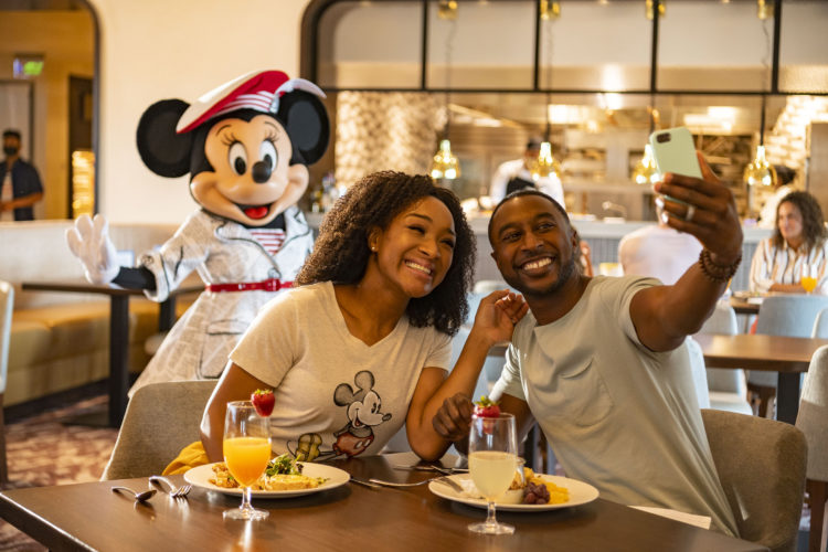 Disney World updates Facemask policy – Face coverings must be worn while standing, waiting or sitting in dining locations.