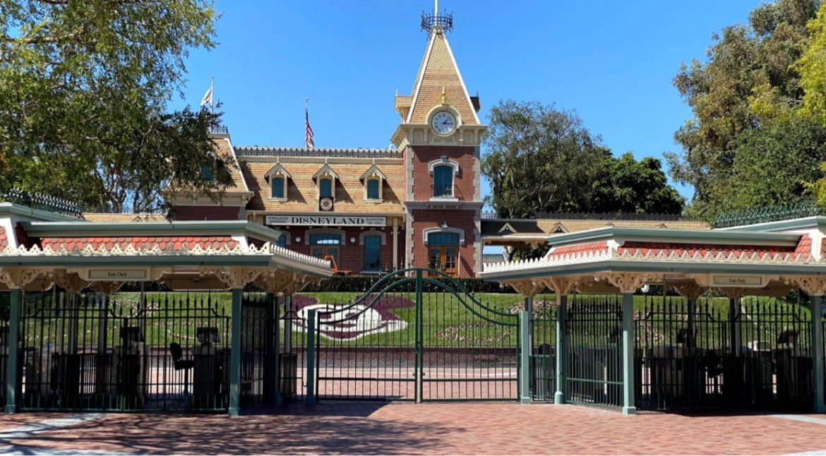 Disneyland is expected to  be closed until at least late March or early April