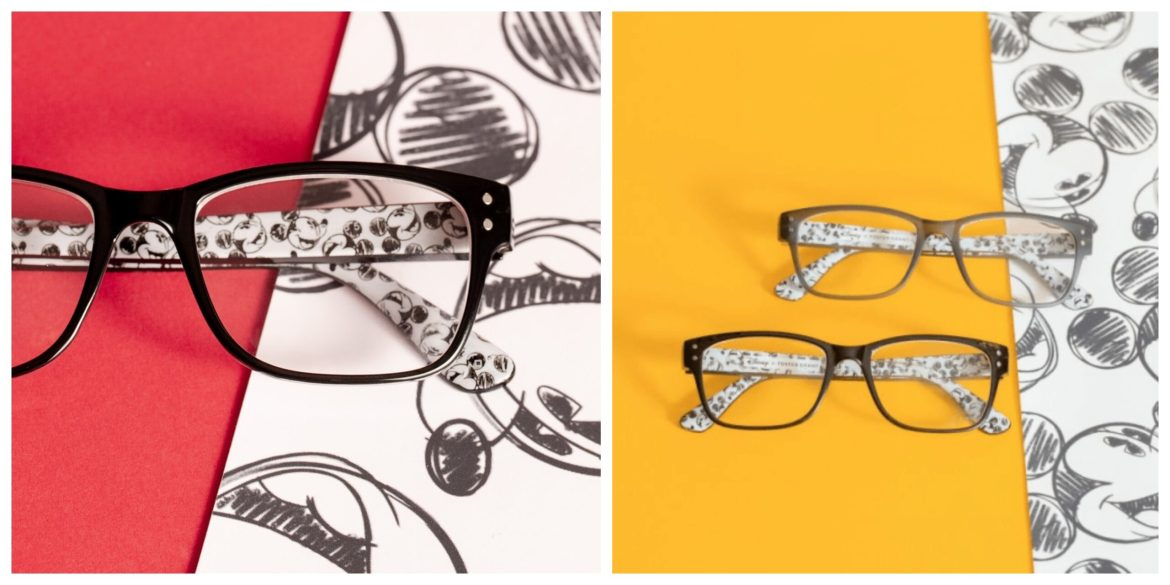 Foster Grant Teams Up with Disney for a whole new collection of reading glasses