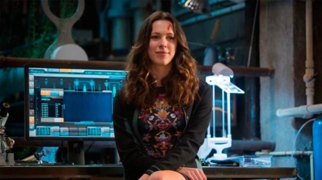 Rebecca Hall as Maya Hansen in 'Iron Man 3'