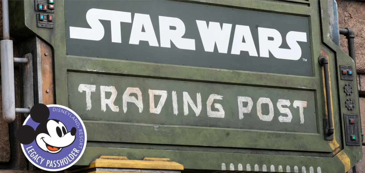 Reservations are now available for the Star Wars Trading Post Legacy Passholder Preview.