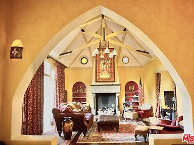 Original Sleeping Beauty Castle designer lists Hollywood home for sale 1