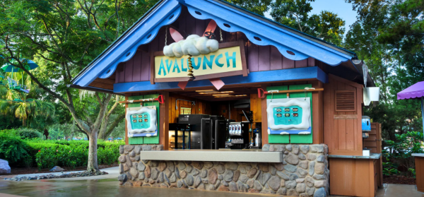 Avalunch Counter Service Restaurant at Blizzard Beach