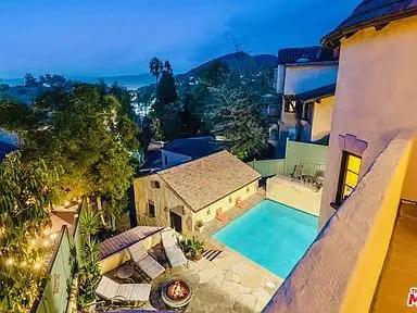 Original Sleeping Beauty Castle designer lists Hollywood home for sale 3