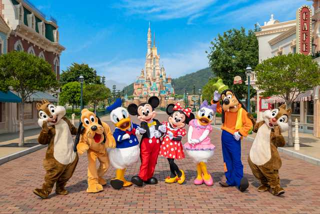 Hong Kong Disneyland expected to reopen on February 19th