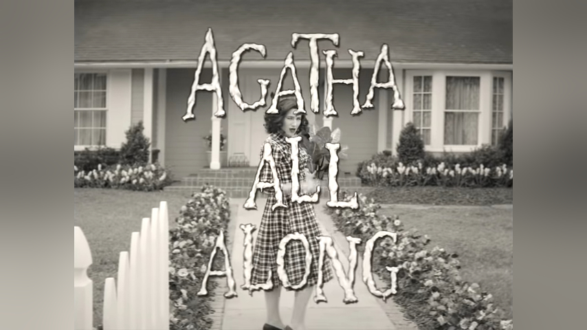 'Agatha All Along' from WandaVision Now Streaming on Spotify and Apple Music
