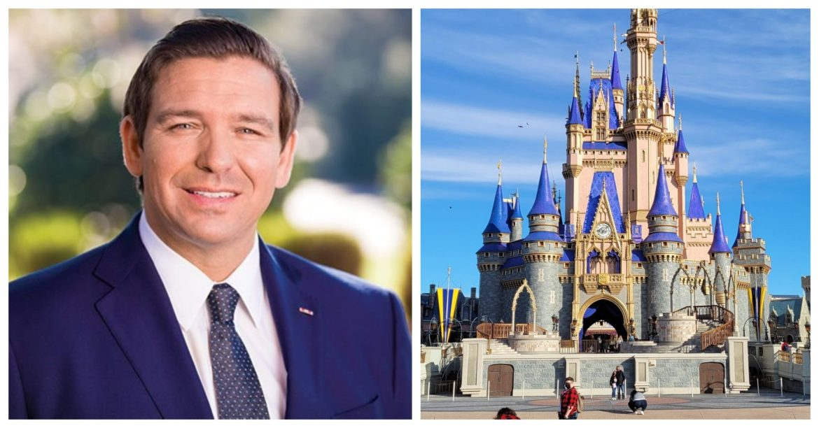 Gov DeSantis calls Travel Restriction for Florida absurd and unwise