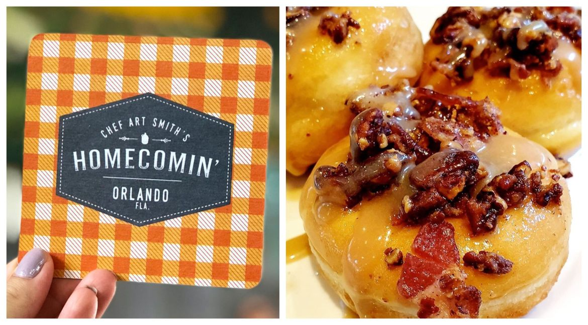 Try the Pecan Bacon Caramel Doughnuts from Homecomin'