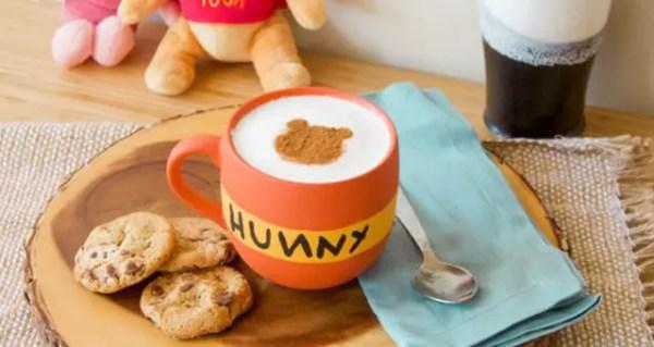 Winnie the pooh hot cocoa