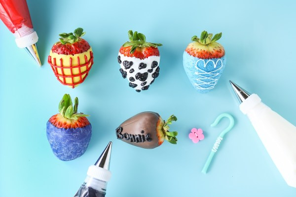Toy Story strawberries