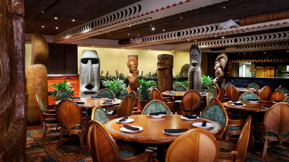'Ohana's Opening Date and Changes at Disney's Polynesian Resort
