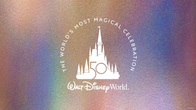 Disney World's 50th Anniversary Celebration to last for 18 months!