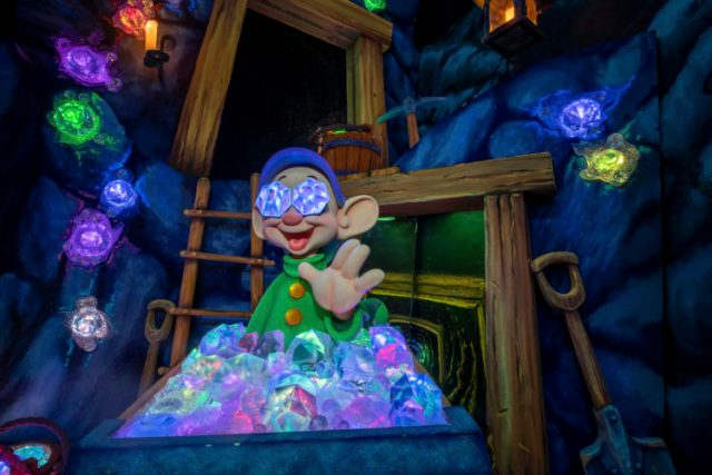 Newly reimagined Snow White's Enchanted Wish will reopen with Disneyland on April 30th 2